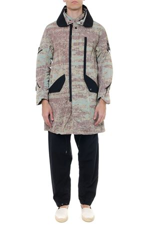 PARKA SHADOW PROJECT CON STAMPA CAMO PE19 STONE ISLAND SHADOW PROJECT | 27 | 7019705121V0013