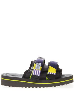 MULTICOLOR NYLON SANDALS SS19 SUICOKE | 87 | 0G-056VEU2108873012