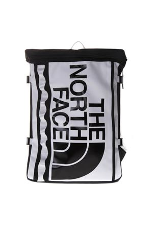 BASE CAMP FUSE BOX BLACK & WHITE BACKPACK SS19 THE NORTH FACE | 183 | T93KVRLA91WHITE