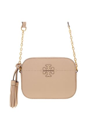 McGRAW PINK LEATHER BAG SS 19 TORY BURCH | 2 | 50584MCGRAW288