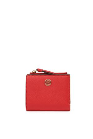 ROBINSON RED LEATHER WALLET SS 2019 TORY BURCH | 34 | 52703ROBINSON612