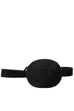BLACK GROS GRAIN LEATHER BAG SS19 TORY BURCH | 2 | 54293MCGRAW001