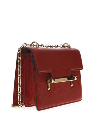 MEDIUM RED SHOULDER BAG UPTOWN VLTN IN LEATHER SS 2019 VALENTINO GARAVANI | 2 | RW2B0C92HUA0RO