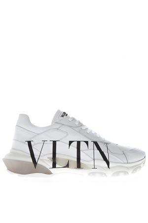 f383d0424d3c VLTN WHITE LEATHER SNEAKER VALENTINO GARAVANI