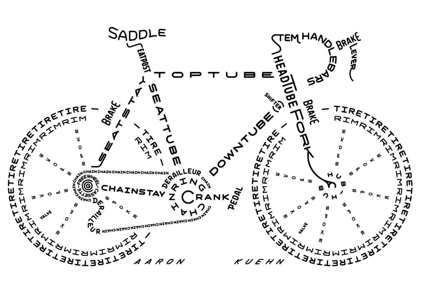 Bicycle Made Of Words Gearjunkie