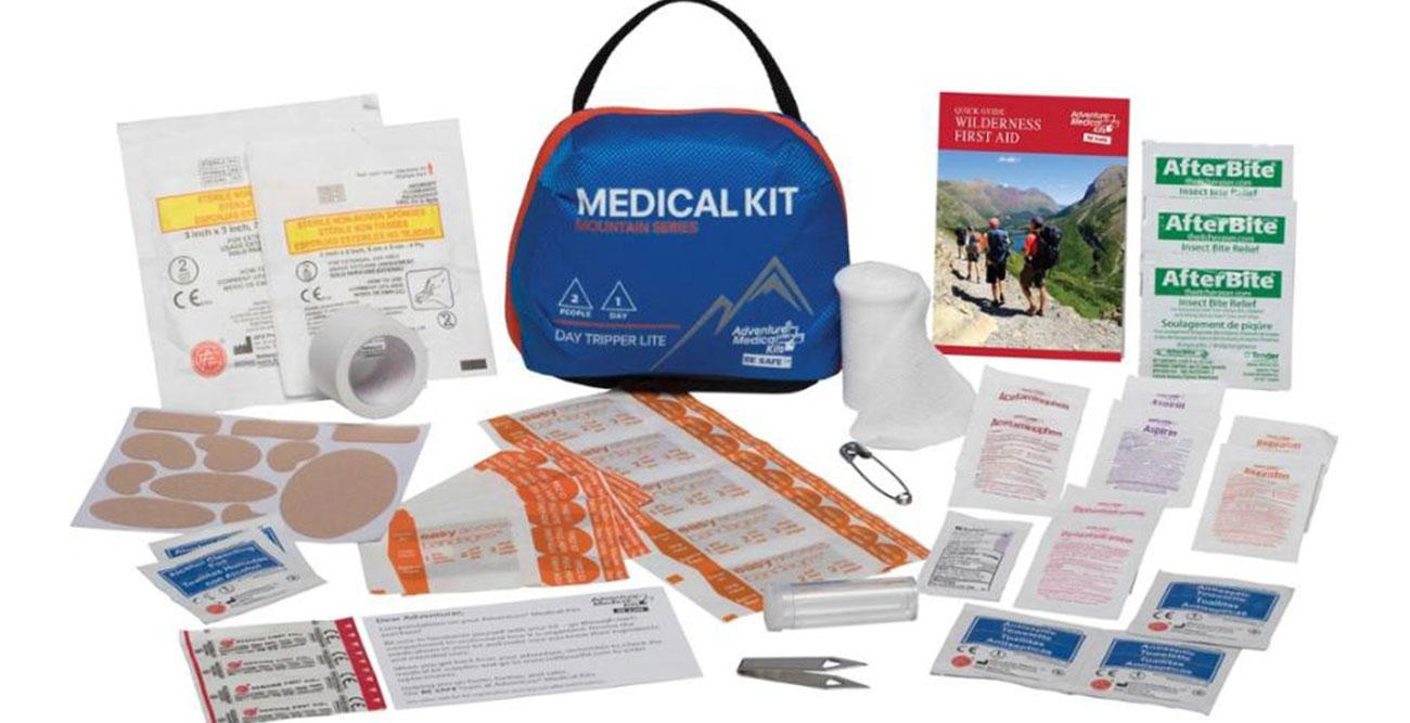 Adventure Medical Kit Hiking First Aid Kit