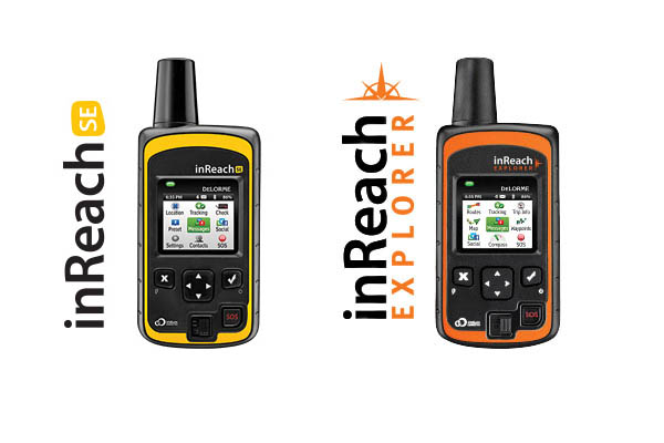 DeLorme inReach Text Message