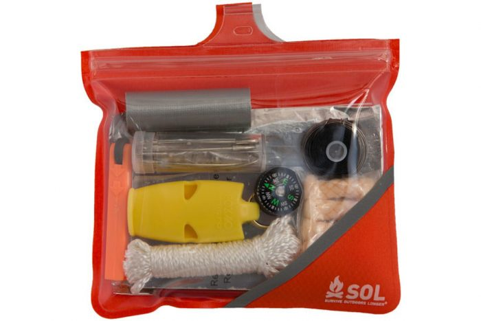 SOL pocket survival pack