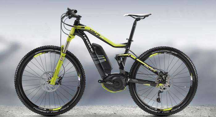 Haibike Xduro FS RX E-Bike