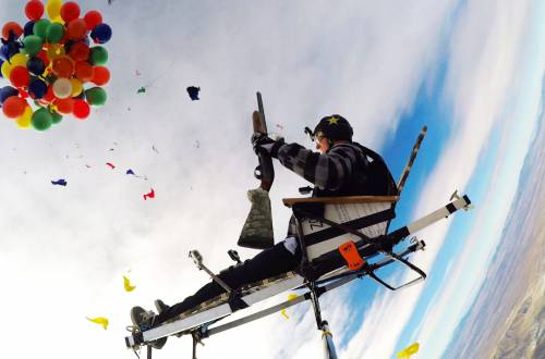 erik roner rockstar energy balloon chair