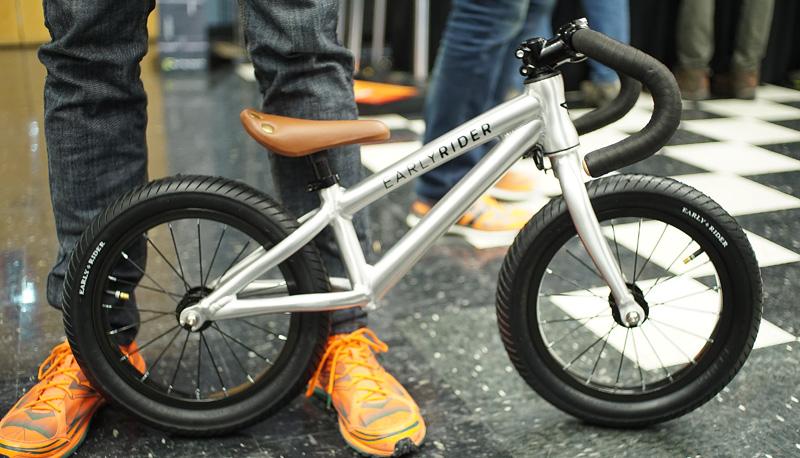 Mini push bike