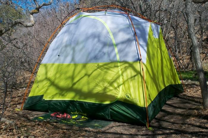Big Agnes mtnGLO tent (2)