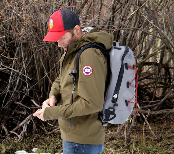 Canada Goose jackets outlet shop - Review: Canada Goose Canyon Shell