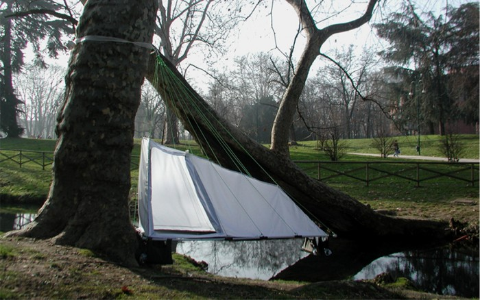 Hanging Tent photo