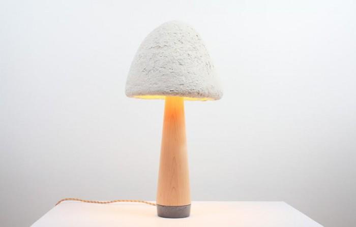 Mushroom Lamp Shade