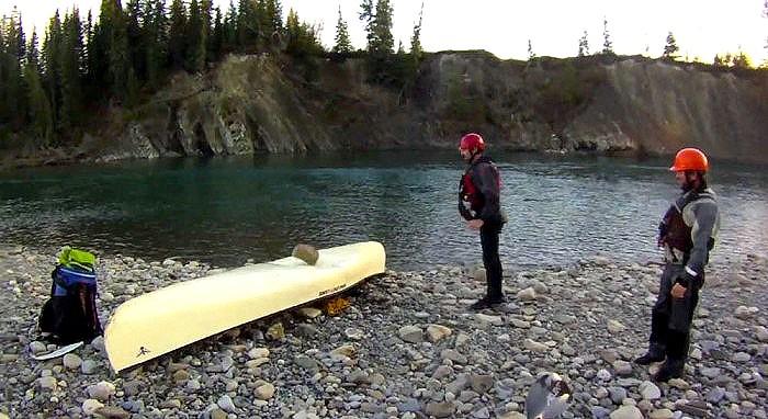 canoe test