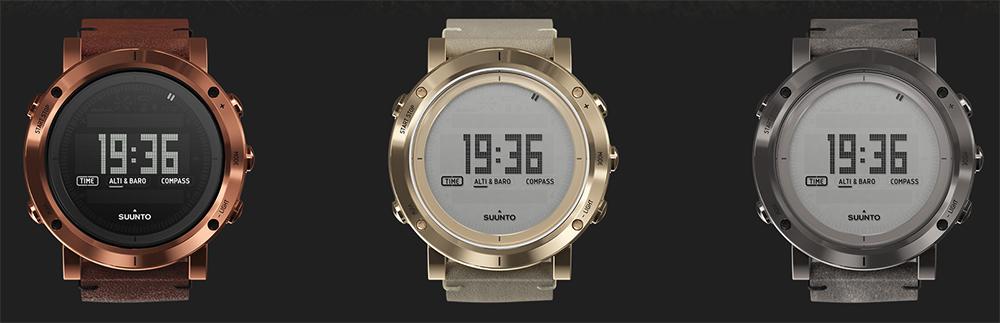 essentials watch line suunto