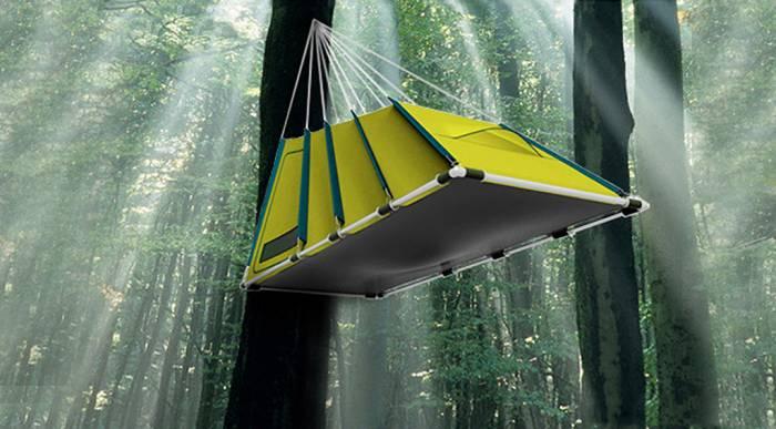 hanging tent 1