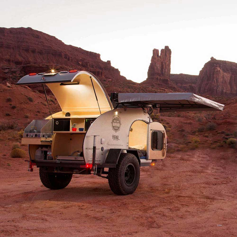 Rent A Rugged Rv This Summer