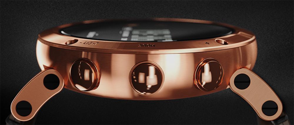 suunto premium watch line
