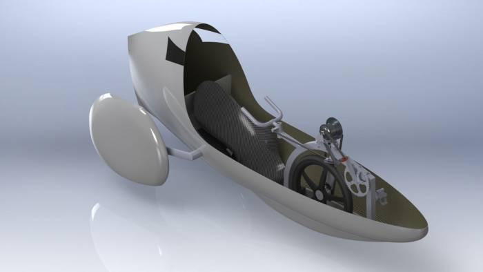 velotilt without canopy