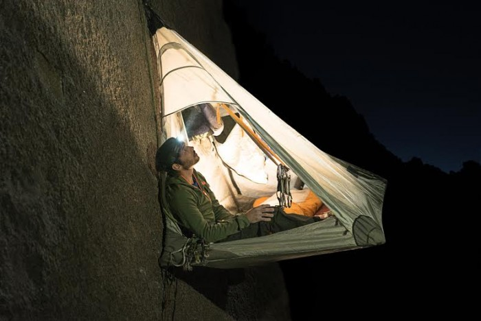 Dawn Wall Portaledge