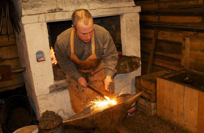 Swedish Blacksmith (1)