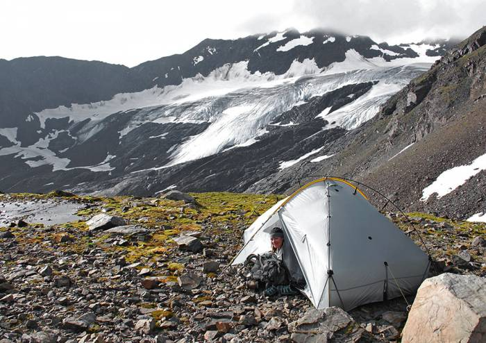 How to choose a tent: Tarptent Scarp 2
