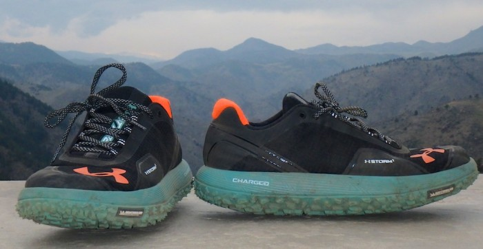 best service 5b7a2 c631a First Look: UA 'Fat Tire' Shoes | GearJunkie