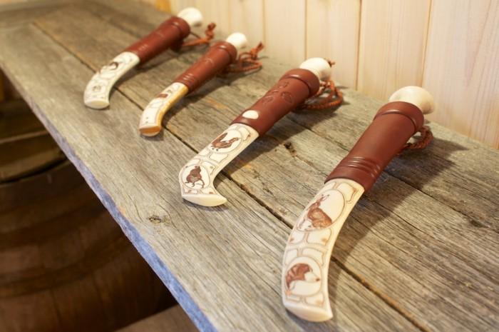 antler sheaths