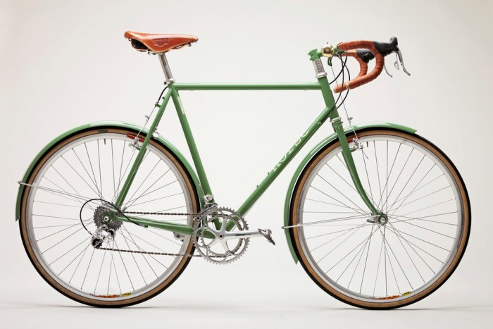 Classic bike builds are the company's other offering