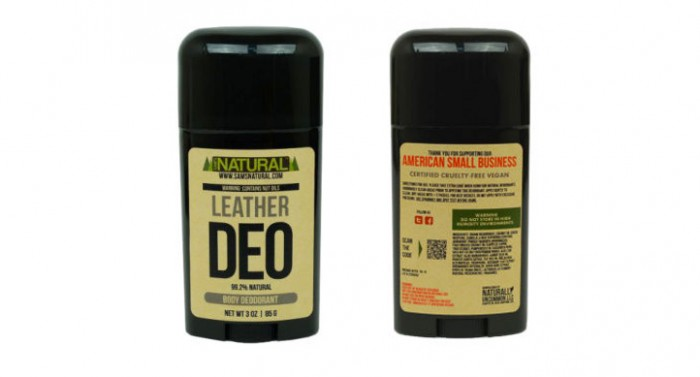 leather deoderant