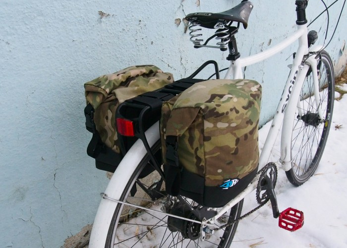 New micro panniers