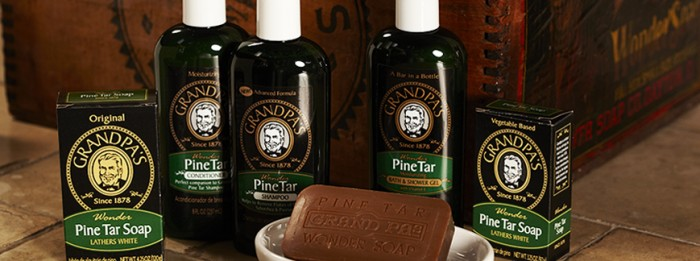 pine tar soap copy
