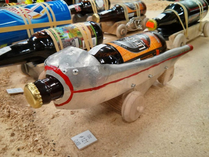pinewood-beer-car-derby