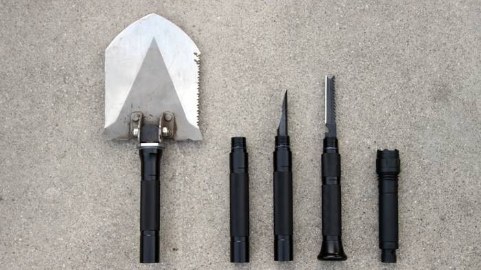 shovel multitool