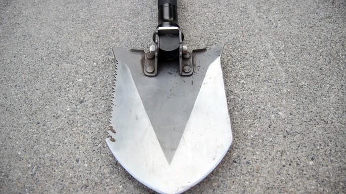 shovel saw combo
