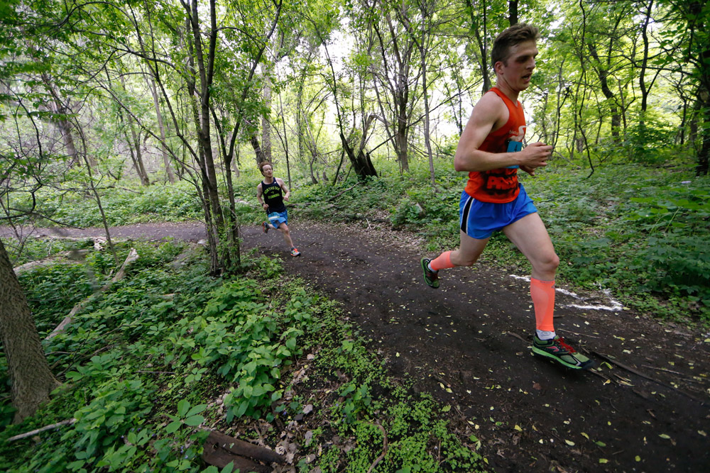 2015 Salomon CITYTRAIL Loppet, 17 May 2015