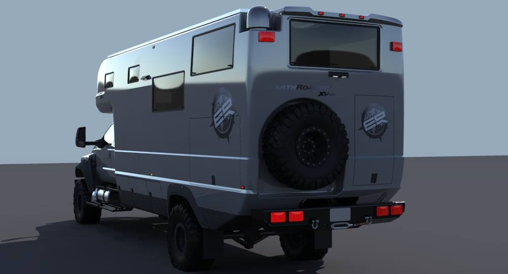 Earthroamer Xv Hd Bigger Badder Off Road Camper Gearjunkie