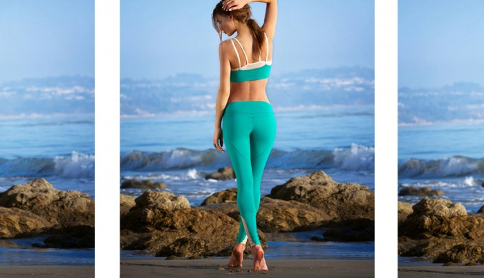 4ffbf77efeba5 B.Roze – Made for yoga, running, and workouts in the gym, Nina.B.Roze  offers a new kind of look for active women. Or dress up in the USA-made  clothing ...