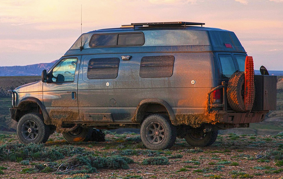 10 Top 'Adventure-Mobiles' From Overland Expo 2015 ...