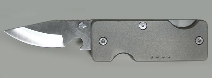 bottle opening knife