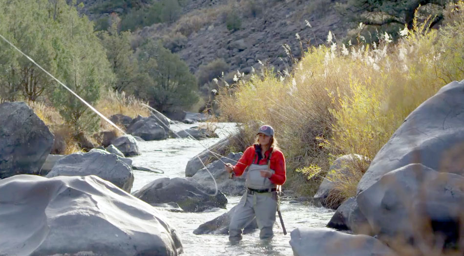 Fly Fishing New Mexico S Backcountry