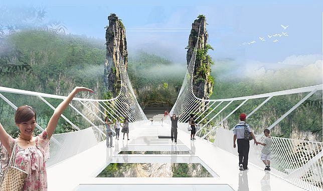 glass bottom bridge 4