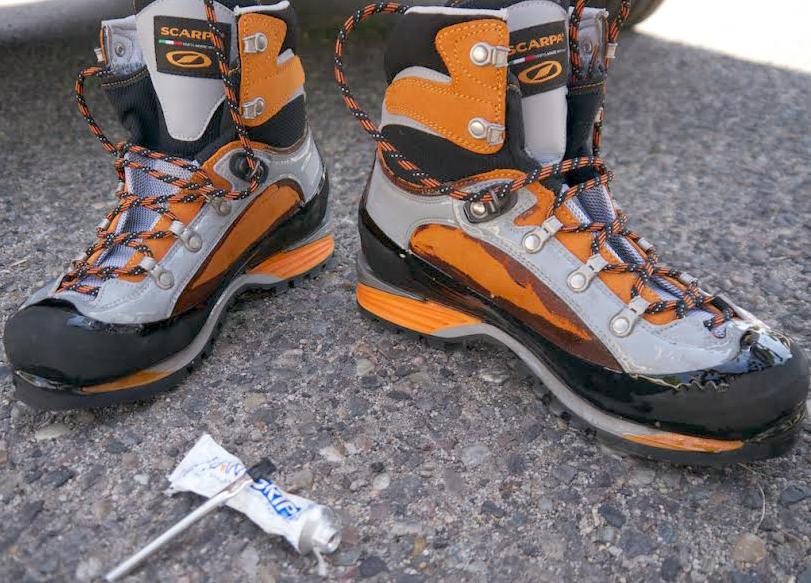 Simple Trick To Make Expensive Outdoor Footwear Last Longer