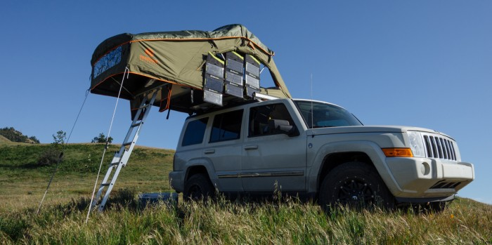 Rooftop Tents Get Upgrade Gearjunkie