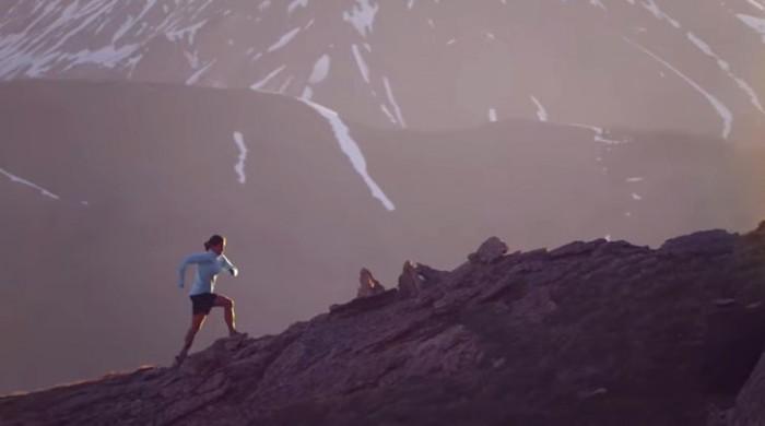 stevie kramer trail runner