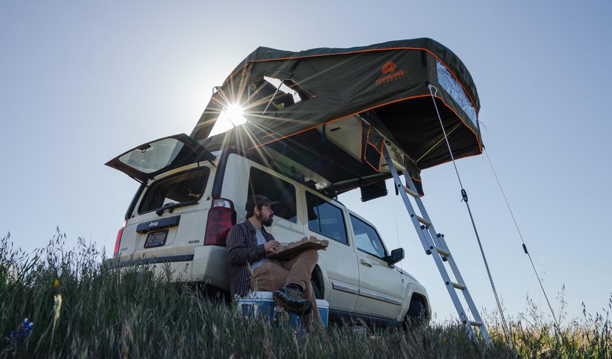 Rooftop Tents Get Upgrade Gearjunkie