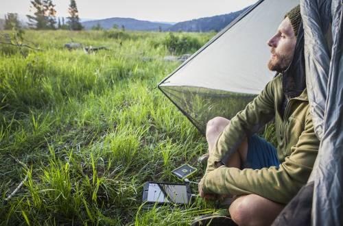 Venture 30 Solar Recharging Kit By Andy Earl