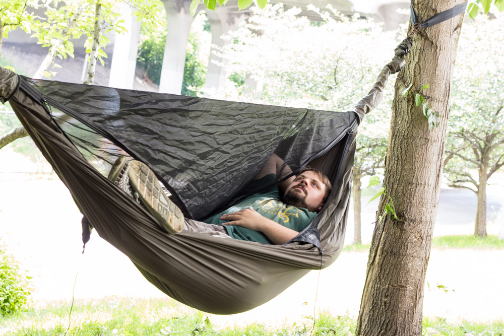 Hennessy Explorer Hammock Tested In Mn Jungles